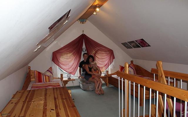 familienferienwohnung f r 5 personen bei g rlitz pension wiesenhof schillings in kodersdorf. Black Bedroom Furniture Sets. Home Design Ideas